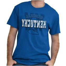 Kentucky Student University Football College Short Sleeve T-