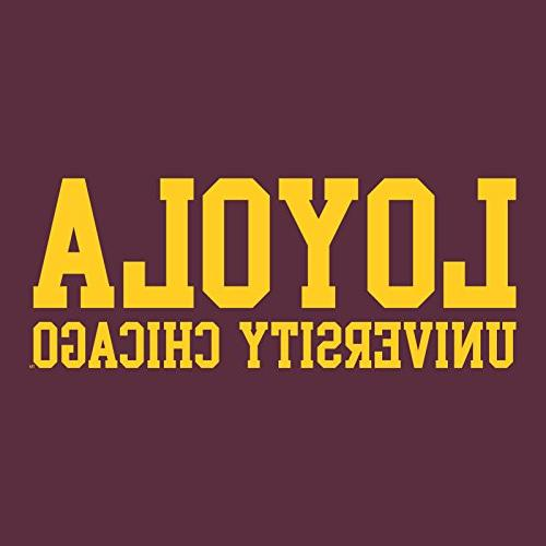 UGP Apparel - Loyola University Chicago Ramblers Basic Block - Small -
