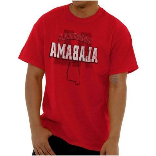 alabama student university football college short sleeve