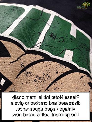 Ann Co. Ohio   Bobcats Vintage Licensed Unisex T-Shirt -Adult,M