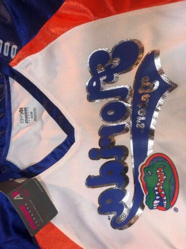 KA Apparel University Florida Women NWT