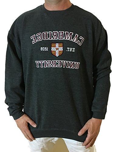 Official Cambridge Sweatshirt - of the of