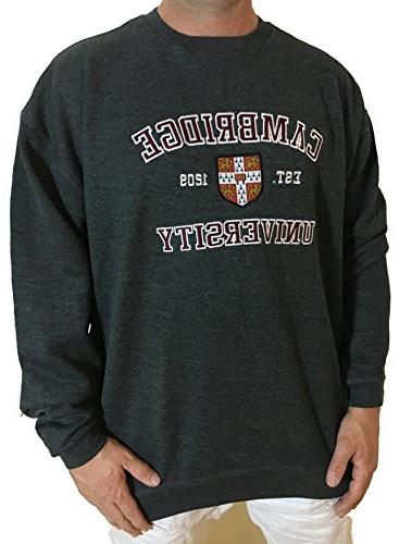 Official Cambridge Sweatshirt Official of the