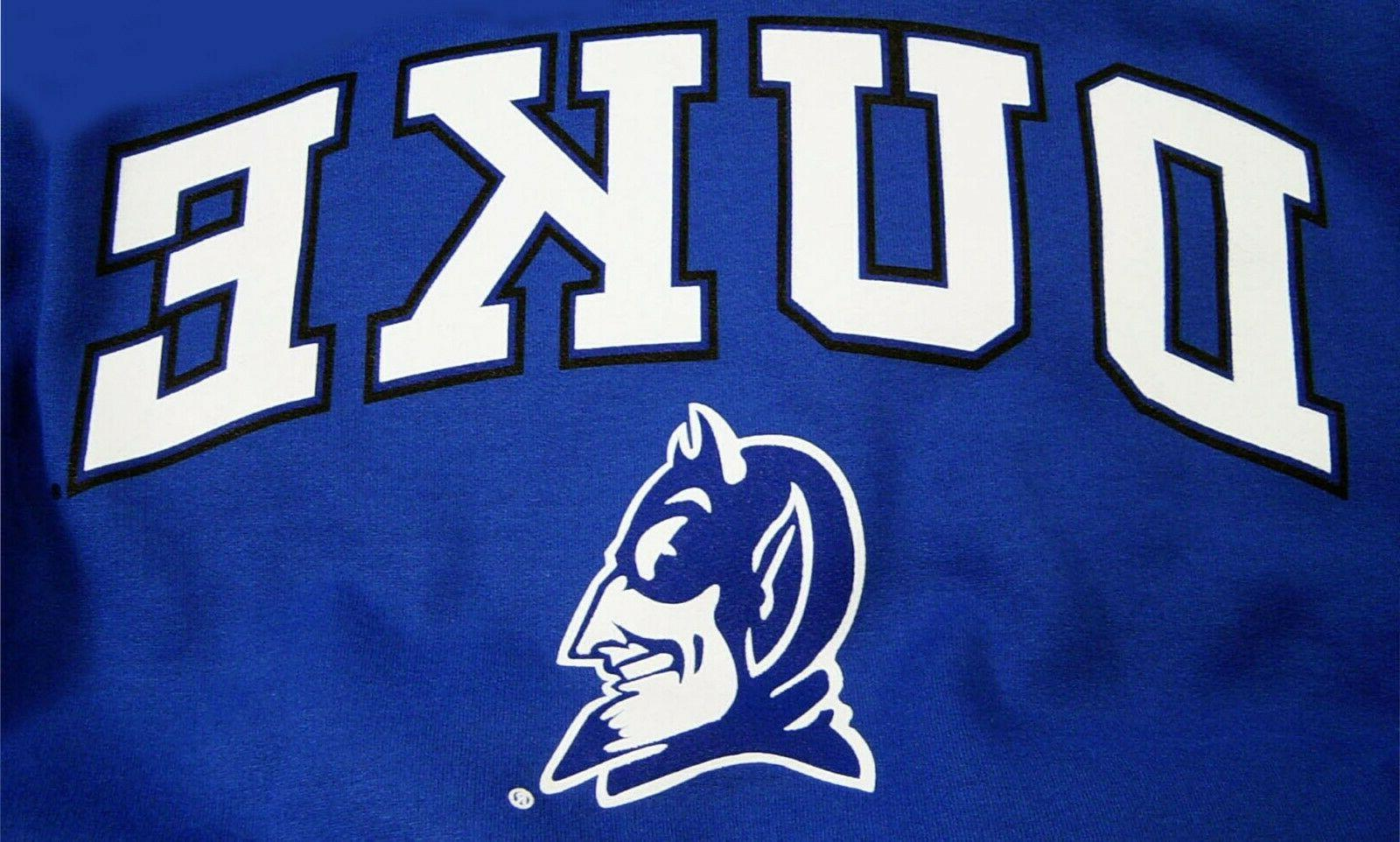 Duke Blue Hoodie Basketball Womens University