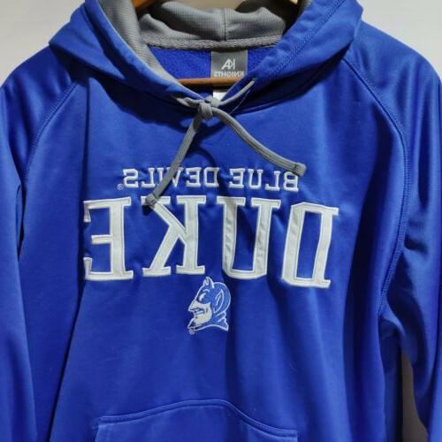Duke University Knight's Sewn Pullover Hoodie Large