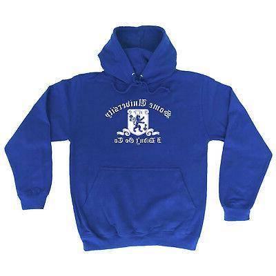 funny novelty hoodie hoody hooded top some