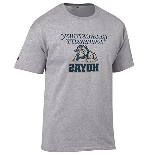 georgetown university champion ncaa hoyas tee shirt