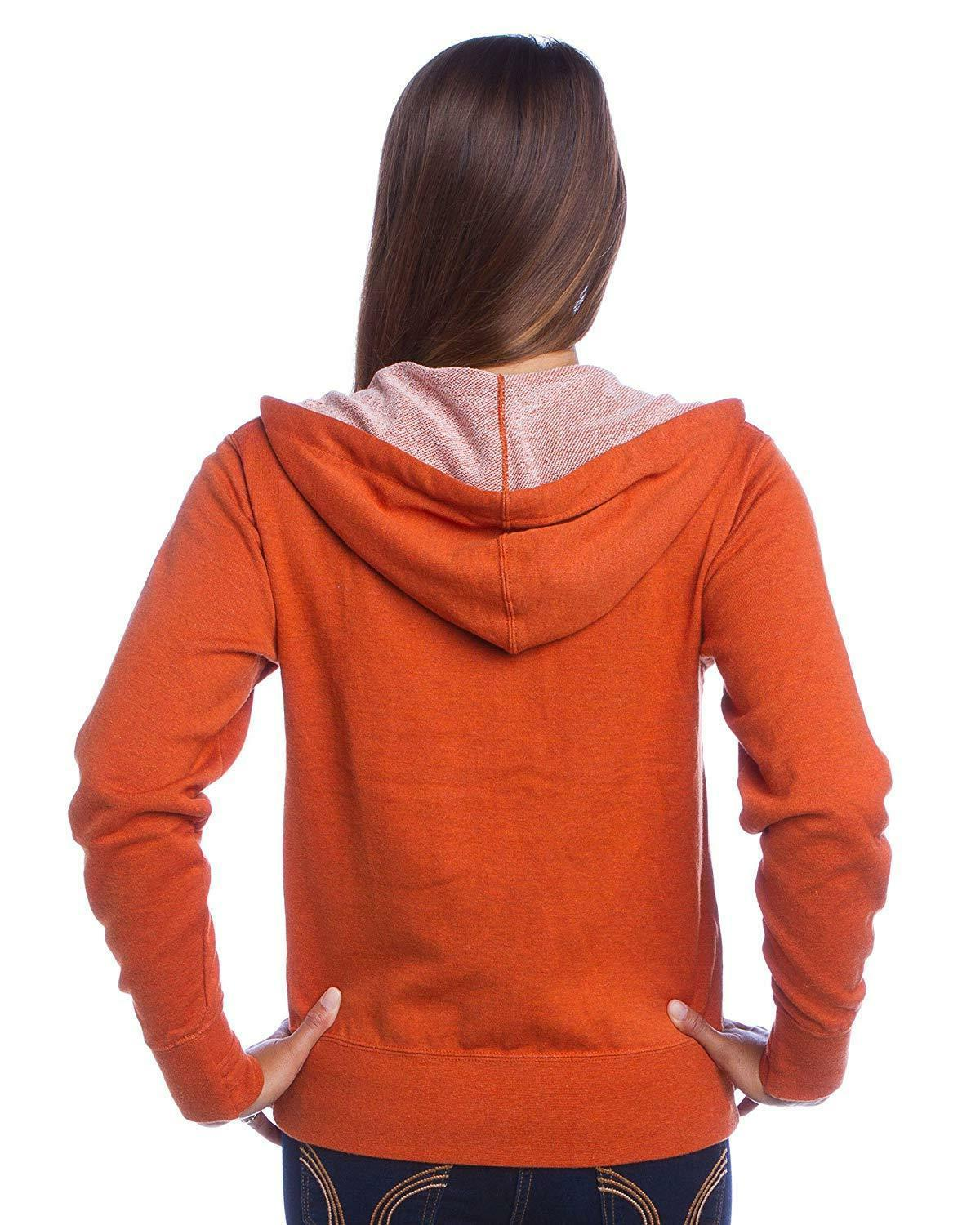 Global Slim French Terry Lightweight Up Hoodie Men and Women