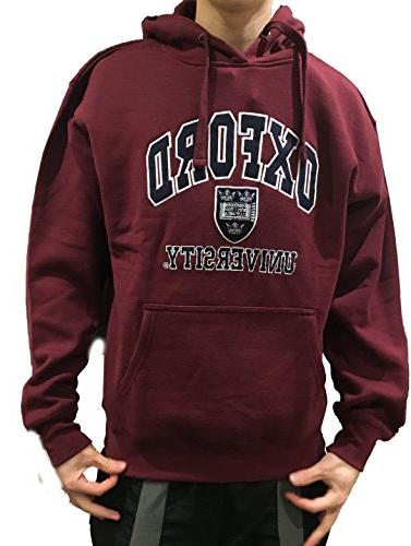 Official Oxford - Burgundy Apparel of Univeristy
