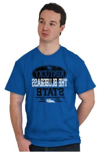 Kentucky Bluegrass University Sports Tees Tshirts