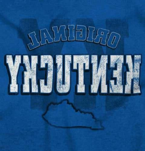 Kentucky Student College Sleeve Tees Tshirts
