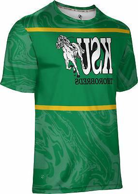 hot sale online 38c54 5627a ProSphere Men's Kentucky State University Ripple Shirt