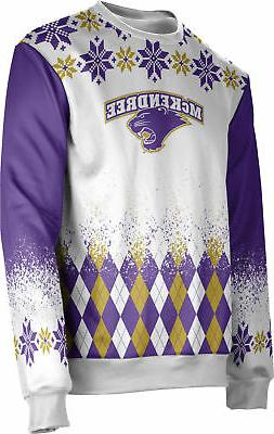 ProSphere Men's McKendree University Ugly Holiday Jolly Swea
