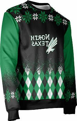 ProSphere Men's University of North Texas Ugly Holiday Jolly