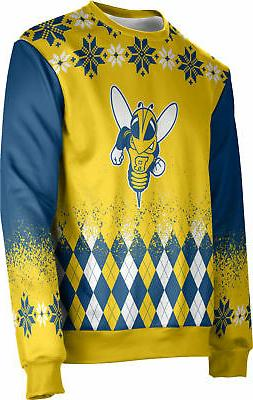 ProSphere Men's University of Rochester Ugly Holiday Jolly S