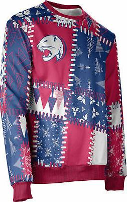 ProSphere Men's University of South Alabama Ugly Holiday Qui