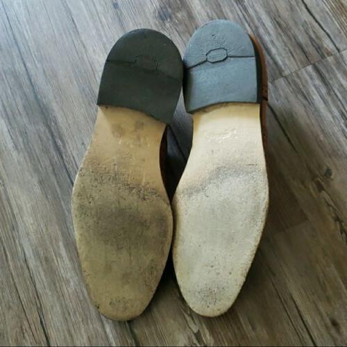 Men's Allen Edmonds Walnut Shoes