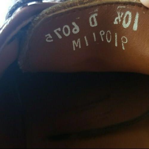 Men's Edmonds Walnut Oxfords Shoes