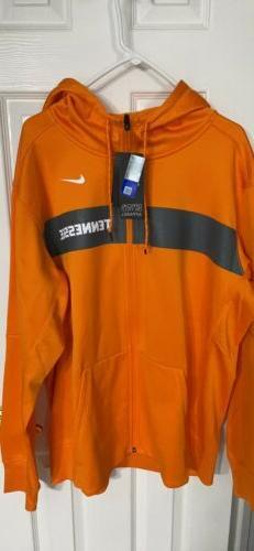 Men's nike field apparel 2 pc warm up university of tennes