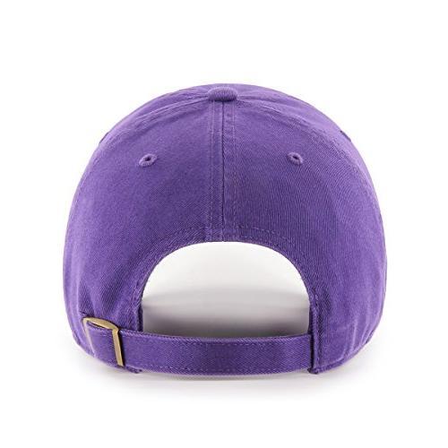 NCAA Challenger Adjustable Hat, One