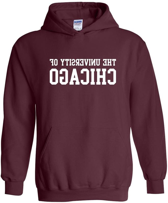 University Team Color Primary Logo Hoodie NCAA Officially Licensed College