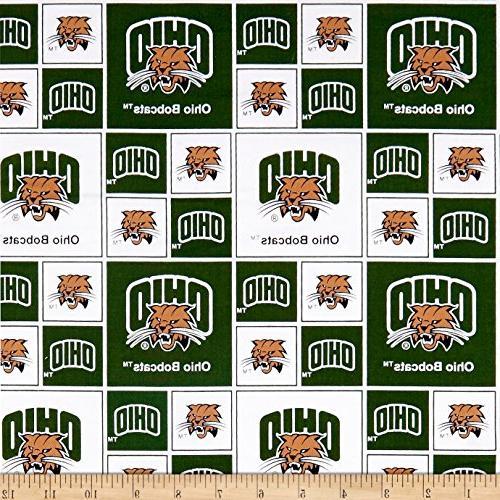ncaa ohio university logos allover