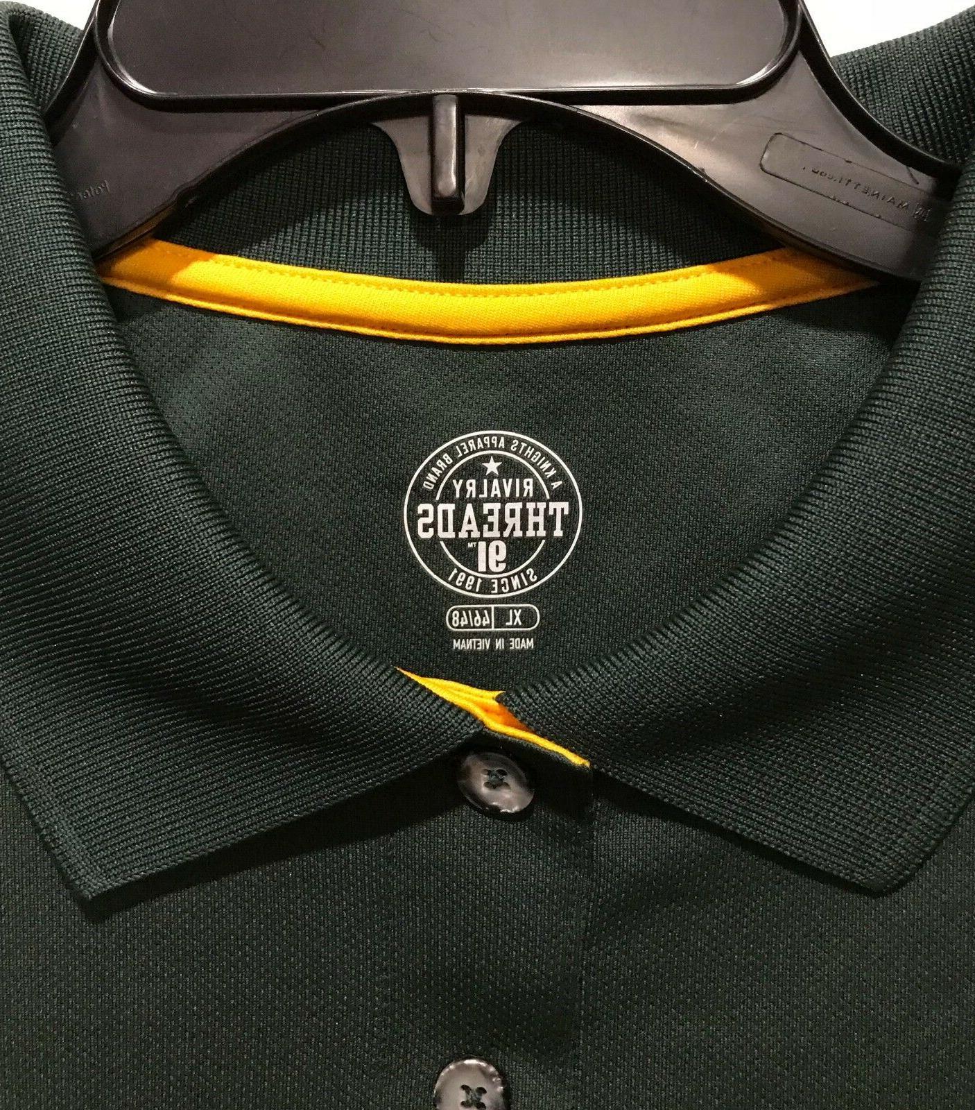 New $30 BAYLOR University Bears Shirt Embroidered Logo