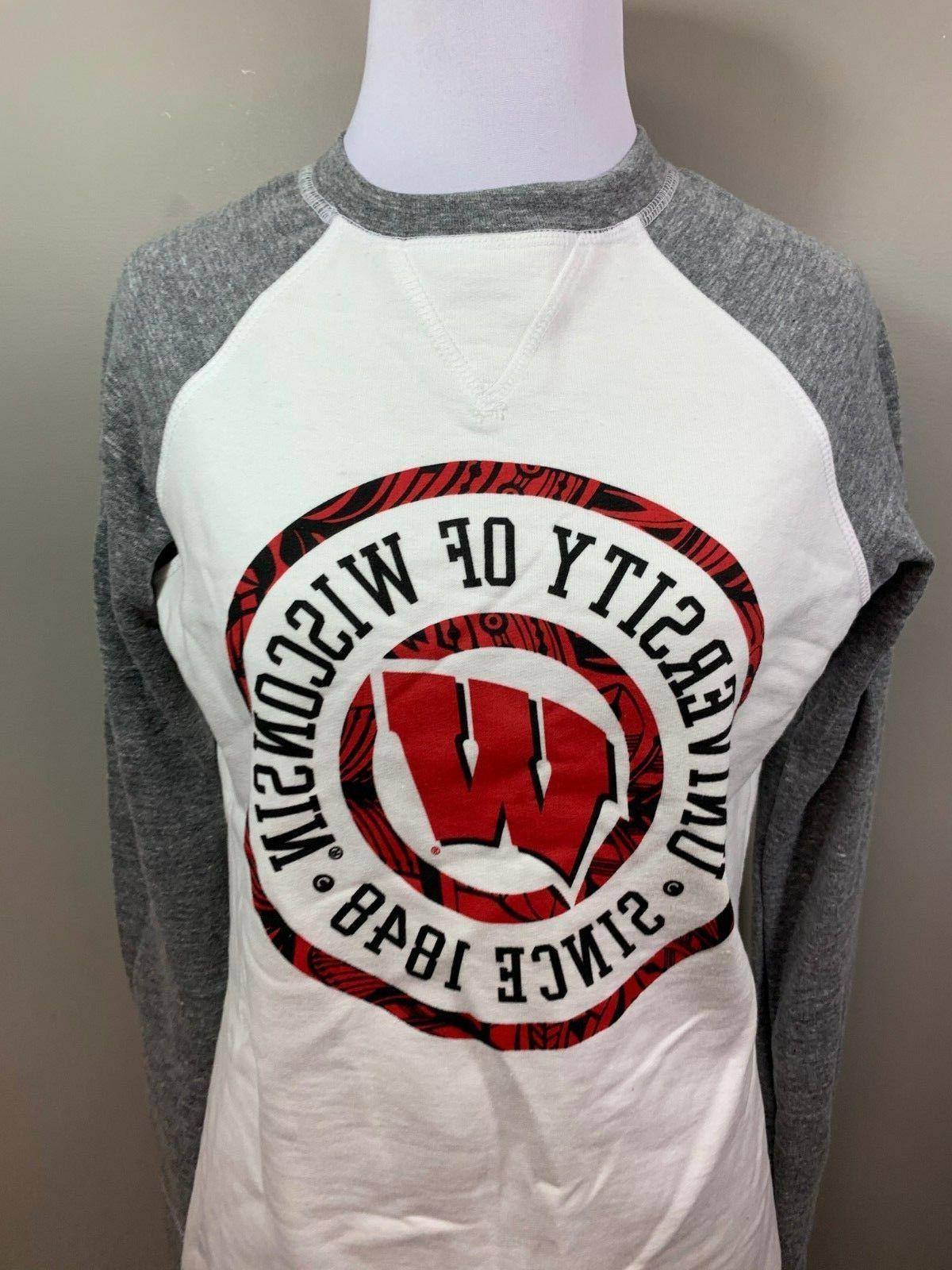NEW NCAA University Wisconsin Dress Medium