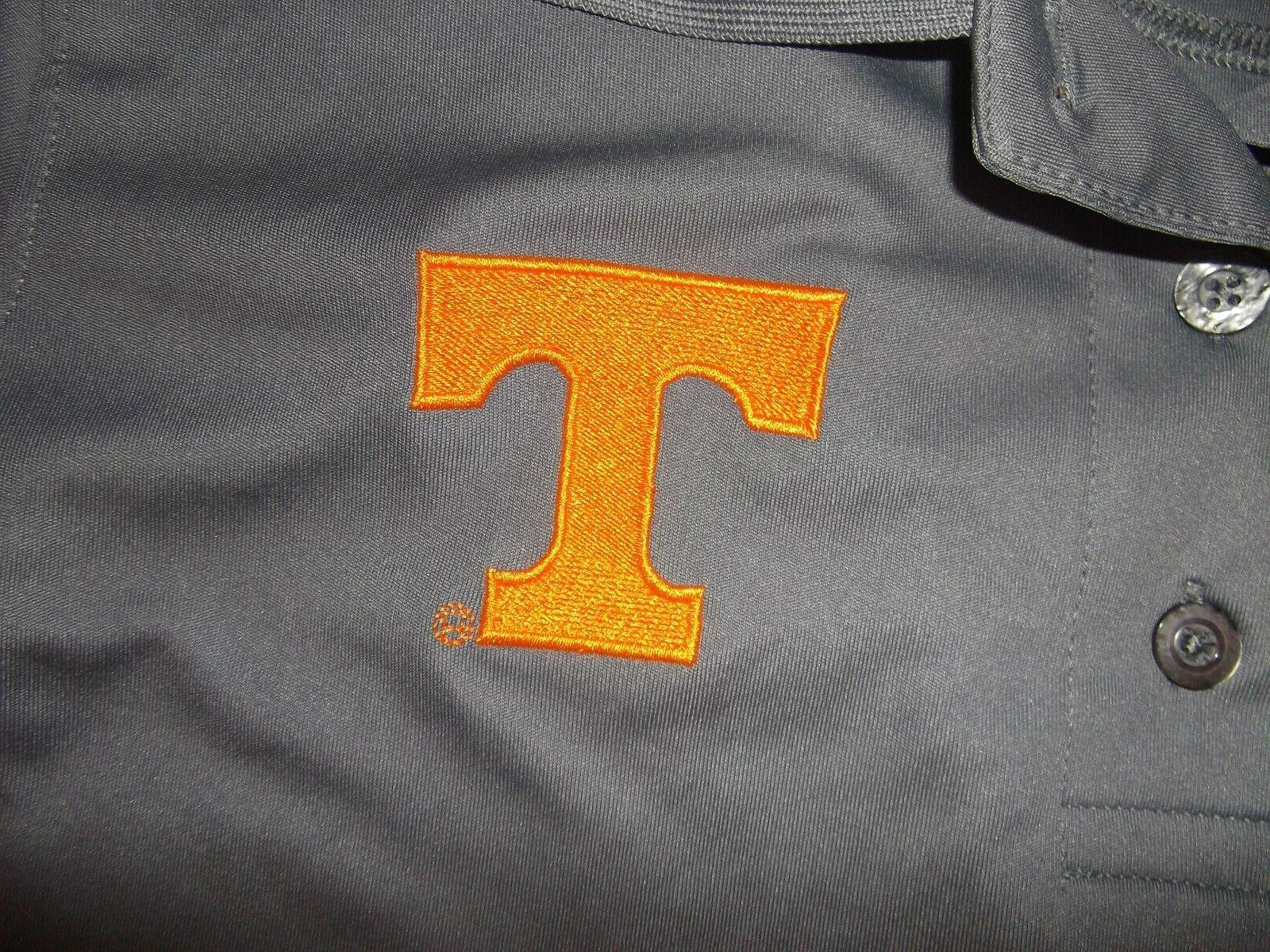New Apparel polo shirt Vols orange