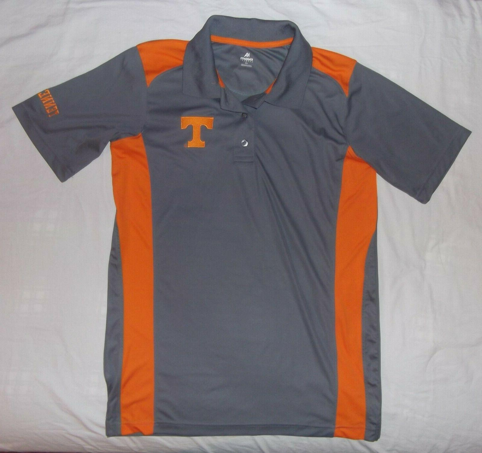 new university tennessee knights apparel ut polo