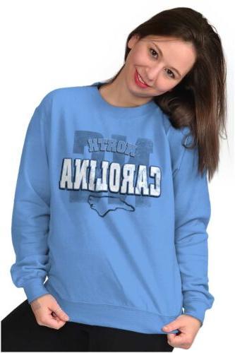 North Carolina Football Shirts Sweatshirts