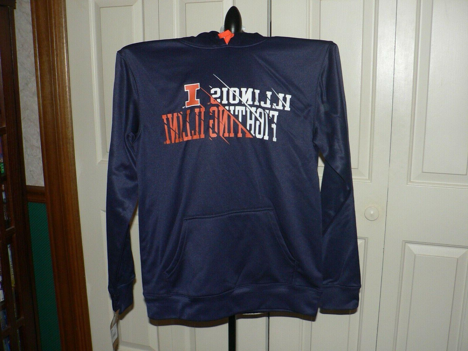 nwt knights apparel university of illinois fighting