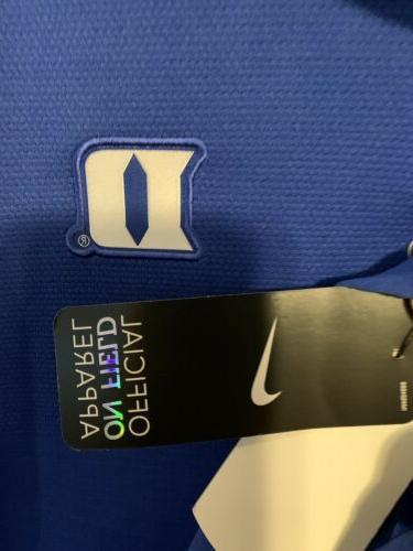 NWT Apparel Duke Polo Shirt