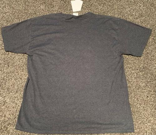 NWT University of mens tee A Game Apparel Of Loom