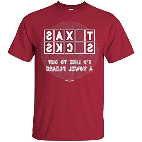 Rival Fan T-Shirt, Buy a Vowel