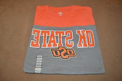Knights OSU State University Grey Short Sleeve