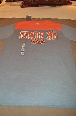 Knights OSU Oklahoma State University Orange Short Sleeve T-Shirt