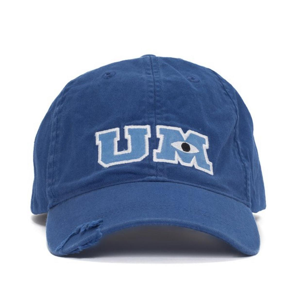 Disney Park M U Monsters University Adult Size