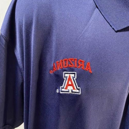 Knights Apparel University Arizona Men's Size NWT Blue