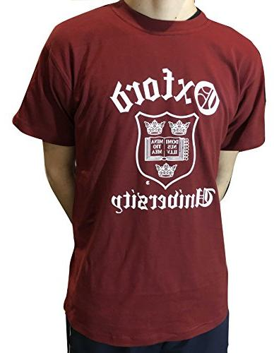 Oxford University T-shirt - Official the Oxford