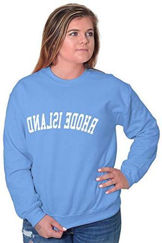 Athletic USA T Fun Gift Sweatshirt Carolina Blue