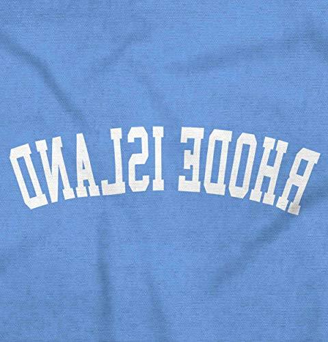 Rhode Island State Shirt Athletic Wear T Fun Gift Ideas Sweatshirt Carolina
