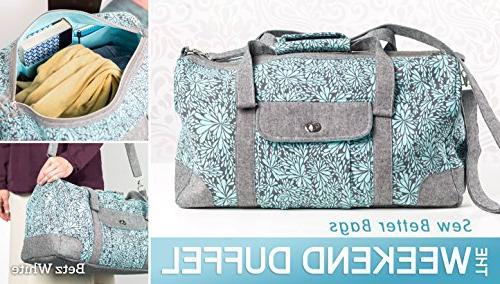 sew better bags weekend duffel