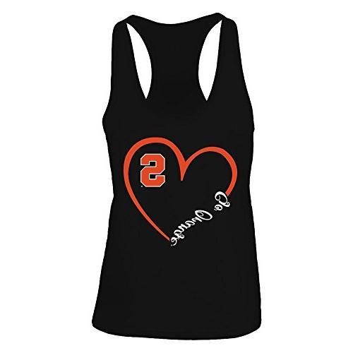syracuse orange heart 3 4