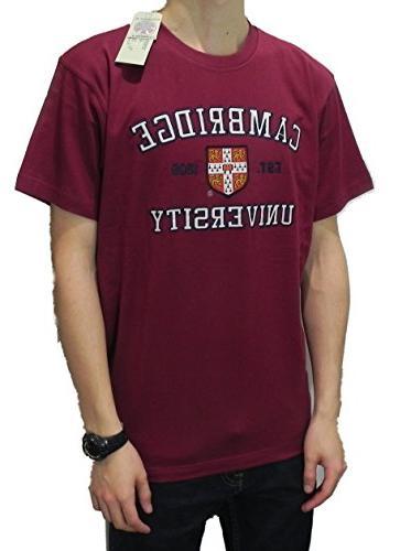 Official Cambridge University T-shirt - the Univeristy of Cambridge