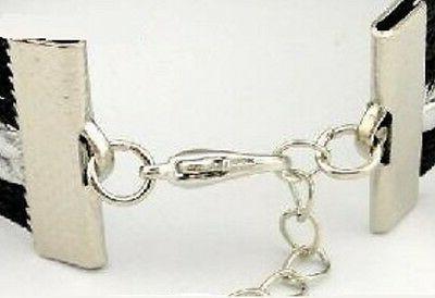 University College Infinity Bracelet Apparel