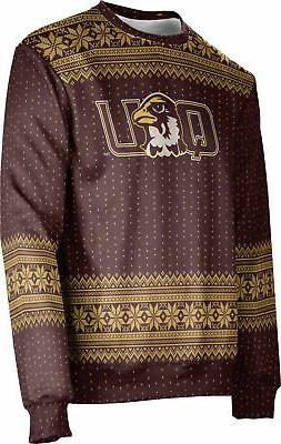 ProSphere Unisex Quincy University Ugly Holiday Chill Sweate