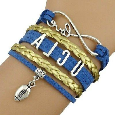 University California College Bracelet Apparel