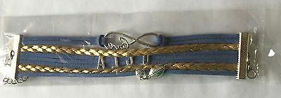 University Bruins College Infinity Bracelet Apparel