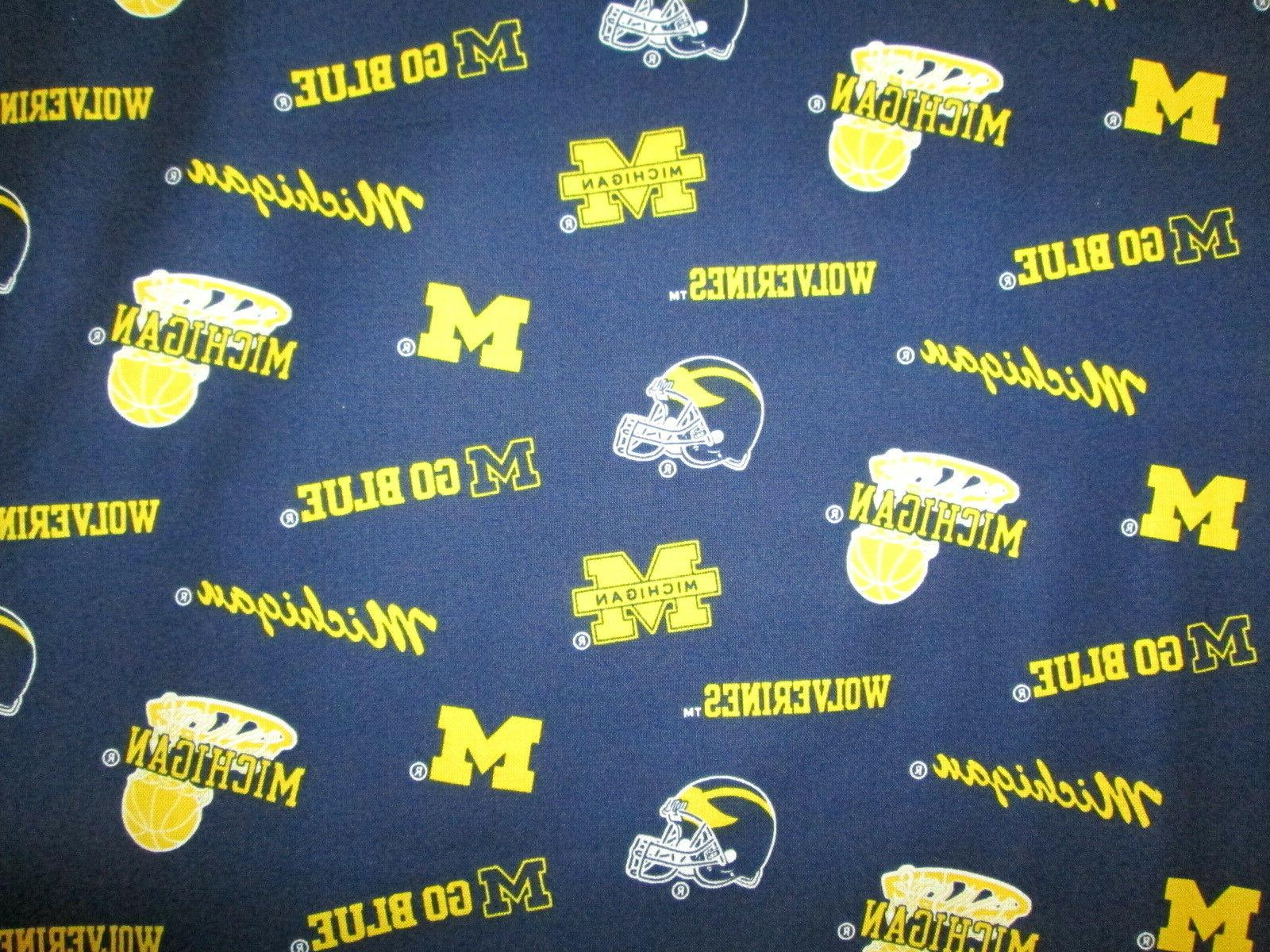 university michigan wolverines u m